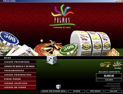 Palmas casino