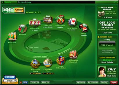 Contar lado de blackjack