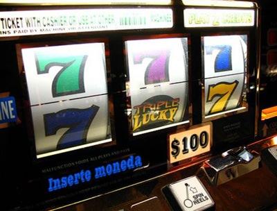 Como ganar en las maquinas tragamonedas de casino