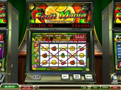 Ganar en tragaperras de casino tropez